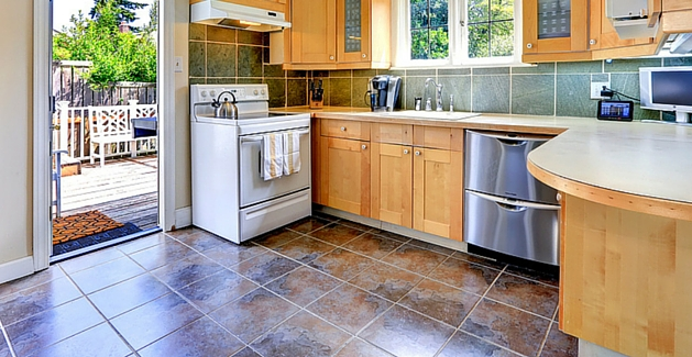 tile and grout cleaning, how to clean tile floors